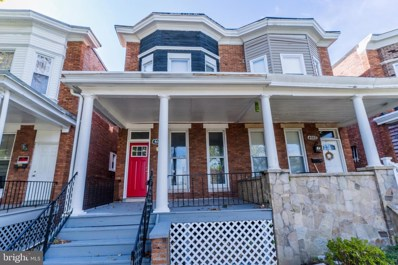 4666 Kernwood Avenue, Baltimore, MD 21212 - #: MDBA488872