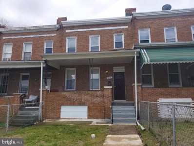 613 Springfield Avenue, Baltimore, MD 21212 - #: MDBA488890