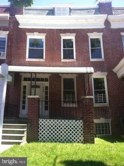 409 Lyndhurst Street, Baltimore, MD 21229 - #: MDBA488968