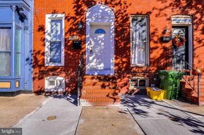 1503 S Hanover Street, Baltimore, MD 21230 - #: MDBA488988