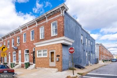 919 Bayard Street, Baltimore, MD 21223 - #: MDBA488992