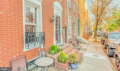 1423 William Street, Baltimore, MD 21230 - #: MDBA489006