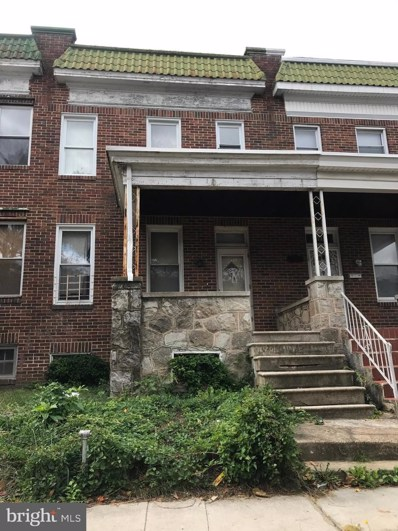 406 Gwynn Avenue, Baltimore, MD 21229 - #: MDBA489038