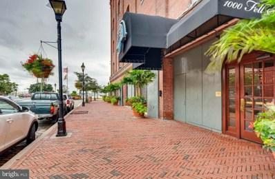 1000 Fell Street UNIT 618, Baltimore, MD 21231 - #: MDBA489050