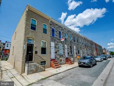 202 N Glover Street, Baltimore, MD 21224 - #: MDBA489082