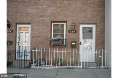 220 S Fulton Avenue, Baltimore, MD 21223 - #: MDBA489090