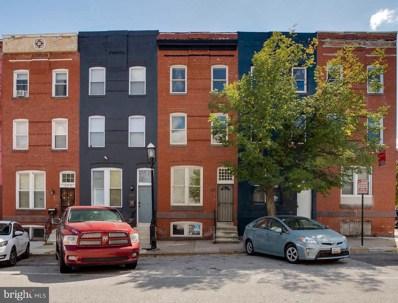 413 Robert Street, Baltimore, MD 21217 - #: MDBA489092