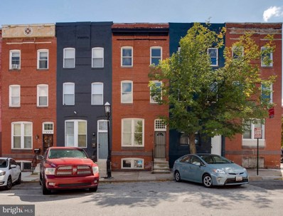 413 Robert Street, Baltimore, MD 21217 - #: MDBA489092