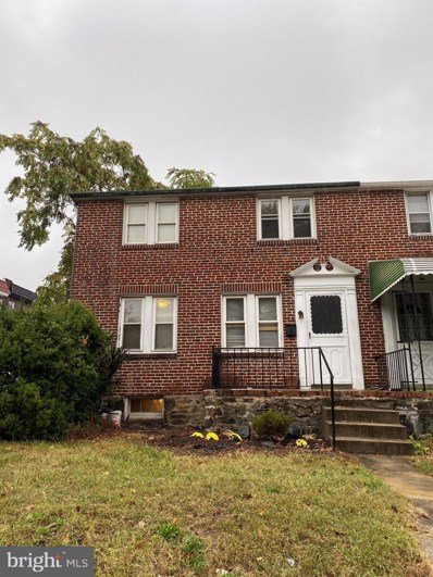 700 E Cold Spring Lane, Baltimore, MD 21212 - #: MDBA489142