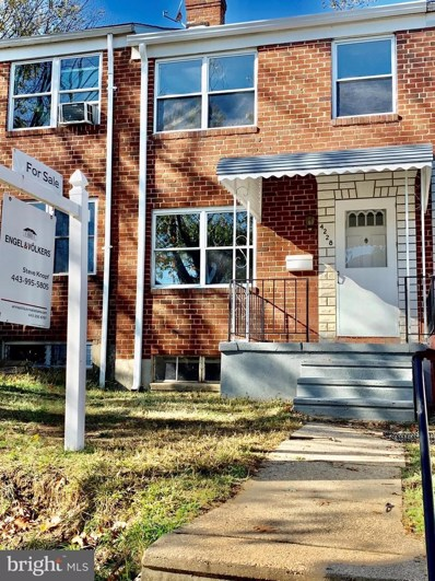 4228 Doris Avenue, Baltimore, MD 21225 - #: MDBA489160