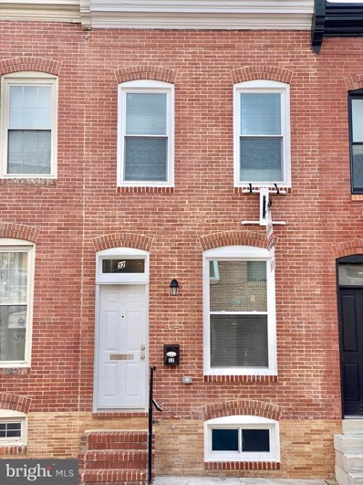 32 N Curley Street, Baltimore, MD 21224 - #: MDBA489162