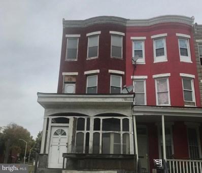 2858 W North Avenue, Baltimore, MD 21216 - #: MDBA489166