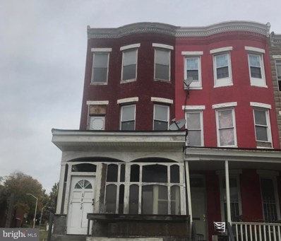 2858 W North Avenue, Baltimore, MD 21216 - #: MDBA489166