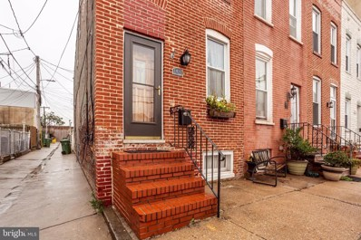 1431 E Clement Street, Baltimore, MD 21230 - #: MDBA489194