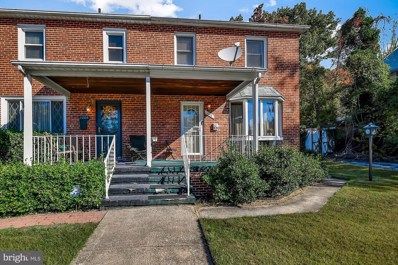 1006 Walker Avenue, Baltimore, MD 21239 - #: MDBA489204