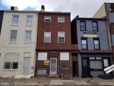 1309 E Pratt Street, Baltimore, MD 21231 - #: MDBA489264