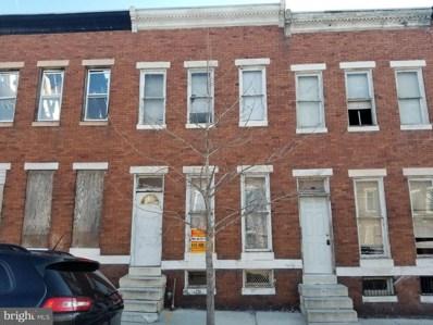 537 N Pulaski Street, Baltimore, MD 21223 - #: MDBA489358