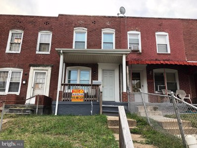 442 Roundview Road, Baltimore, MD 21225 - #: MDBA489368