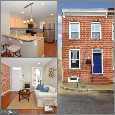 1625 Patapsco Street, Baltimore, MD 21230 - #: MDBA489408