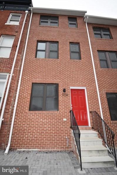 1036 W Fayette Street, Baltimore, MD 21223 - #: MDBA489446