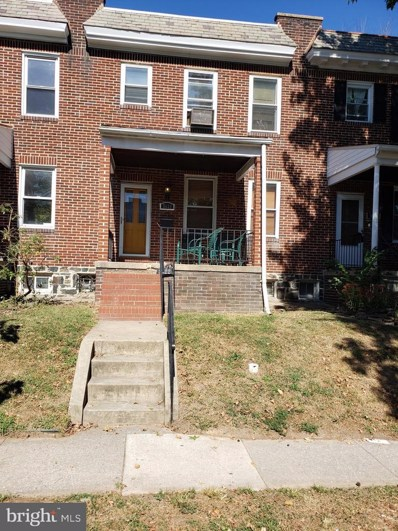 3622 Elmley Avenue, Baltimore, MD 21213 - #: MDBA489526