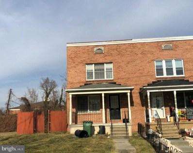 610-A E 43RD Street, Baltimore, MD 21212 - #: MDBA489534