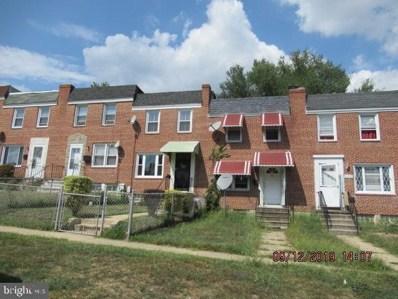 4378 Parkton Street, Baltimore, MD 21229 - #: MDBA489562