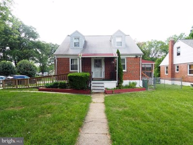 1914 N Forest Park Avenue, Baltimore, MD 21207 - #: MDBA489604