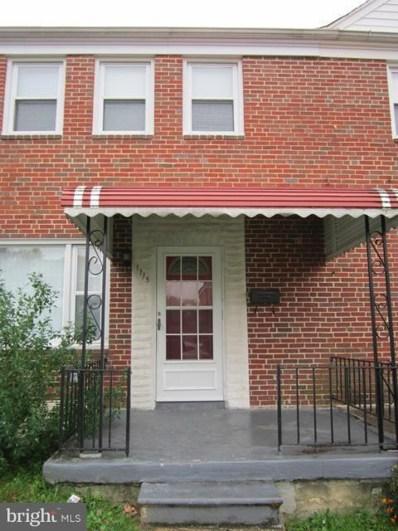 1115 Elbank Avenue, Baltimore, MD 21239 - #: MDBA489606