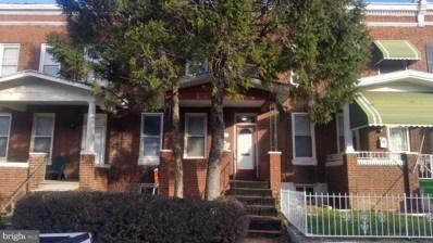 1021 N Bentalou Street, Baltimore, MD 21216 - #: MDBA489608