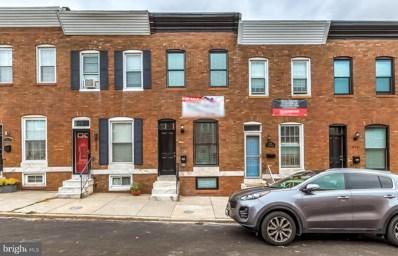 520 S Decker Avenue, Baltimore, MD 21224 - #: MDBA489692