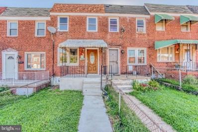 1719 Malvern Street, Baltimore, MD 21224 - MLS#: MDBA489756