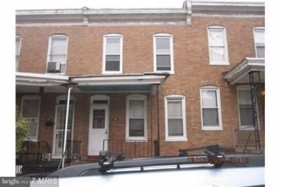 14 N Abington Avenue, Baltimore, MD 21229 - MLS#: MDBA489760