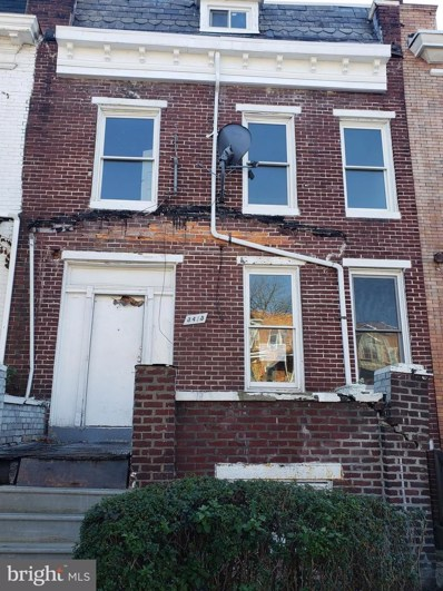 3415 Park Heights Avenue, Baltimore, MD 21215 - #: MDBA489764