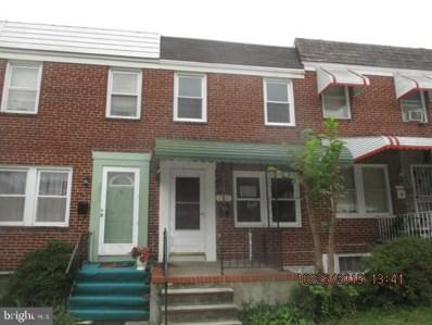 3711 Lyndale Avenue, Baltimore, MD 21213 - MLS#: MDBA489770