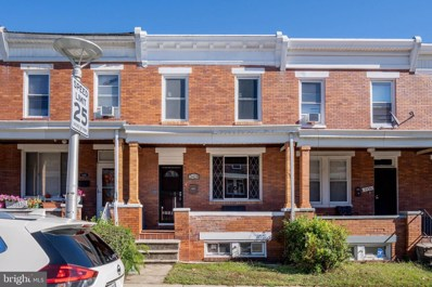 3428 Dudley Avenue, Baltimore, MD 21213 - MLS#: MDBA489772
