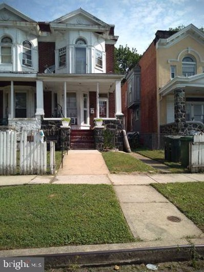 3418 Mondawmin Avenue, Baltimore, MD 21216 - #: MDBA489778