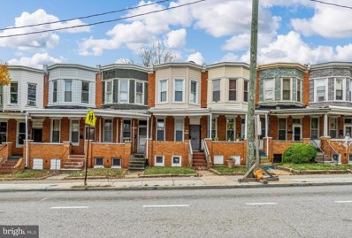 3011 Erdman Avenue, Baltimore, MD 21213 - #: MDBA489800