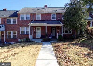 953 North Hill Road, Baltimore, MD 21218 - #: MDBA489806