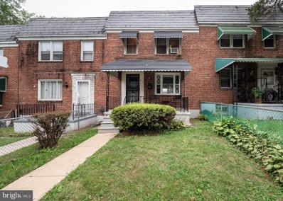 819 Wicklow Road, Baltimore, MD 21229 - #: MDBA489812