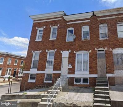 49 N Wheeler Avenue, Baltimore, MD 21223 - #: MDBA489814