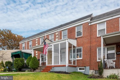 3511 MacTavish Avenue, Baltimore, MD 21229 - #: MDBA489832