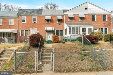 4536 Mountview Road, Baltimore, MD 21229 - #: MDBA489838