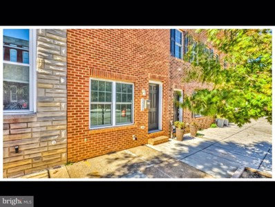 1506 S Charles Street, Baltimore, MD 21230 - #: MDBA489880