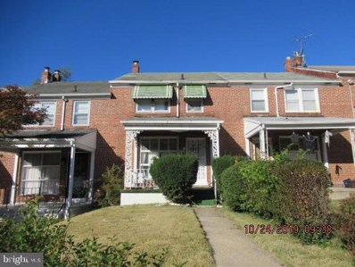 6104 Dunroming Road, Baltimore, MD 21239 - #: MDBA489882