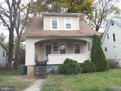 3610 Plateau Avenue, Baltimore, MD 21207 - #: MDBA489938