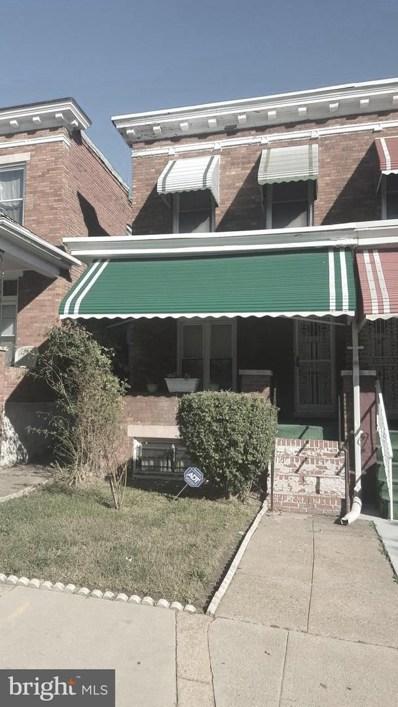 627 N Bentalou Street, Baltimore, MD 21216 - #: MDBA489946