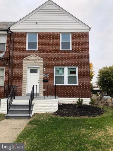 3638 Elmora Avenue, Baltimore, MD 21213 - #: MDBA489962