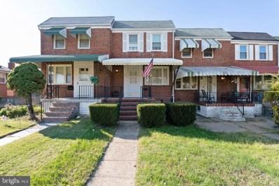 1516 Dundalk Avenue, Baltimore, MD 21222 - #: MDBA489982