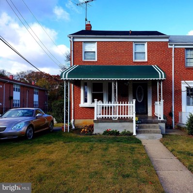 1222 Walker Avenue, Baltimore, MD 21239 - #: MDBA490082